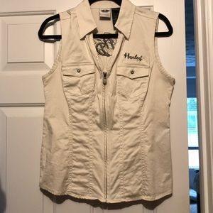 Harley-Davidson Ladies Vest/shirt